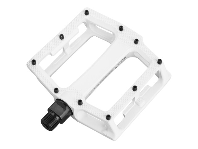Reverse Super Shape 3D Pedal hvid